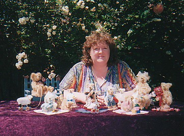 me and my bears
